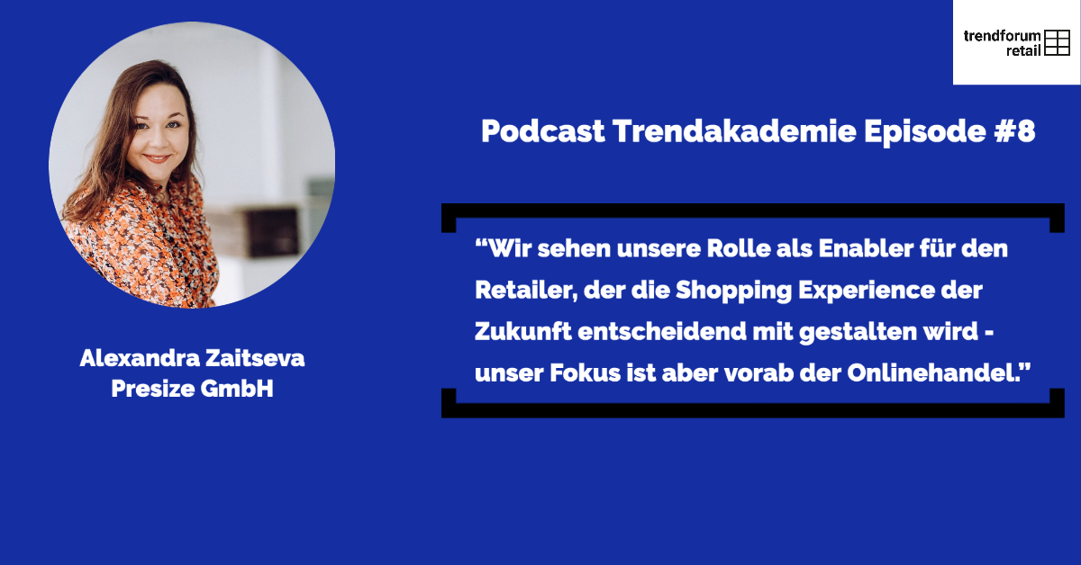 Podcast TFR Akademie - Episode 8: