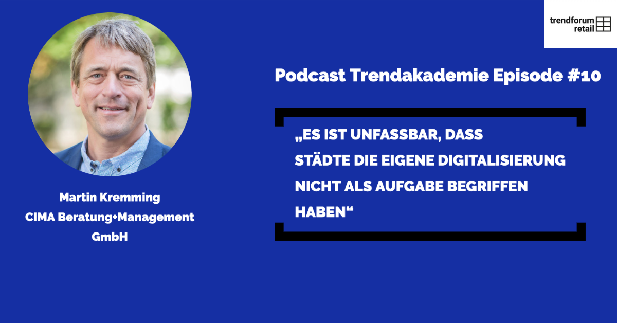 Podcast TrendAKADEMIE - Episode 10: