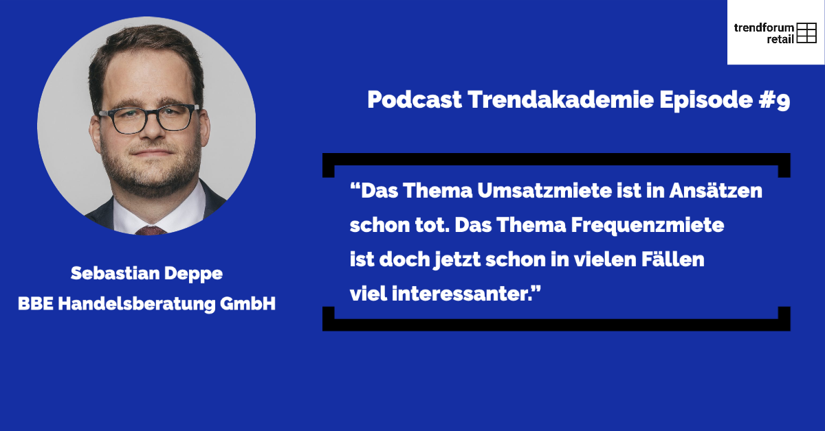 Podcast TFR Akademie - Episode 9: