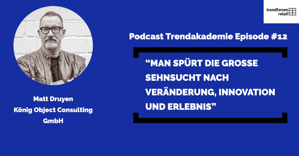 Podcast TFR Akademie - Episode 12: