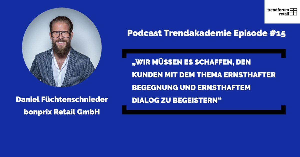 Podcast TFR Akademie - Episode 15: