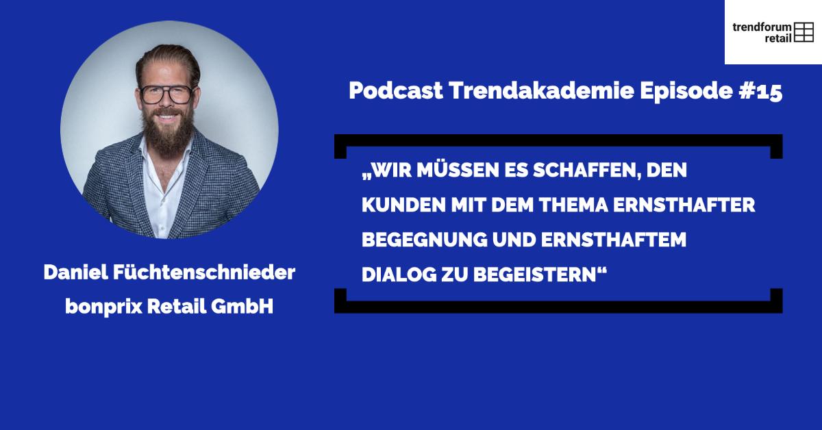 Podcast TFR Akademie - Episode 15:
